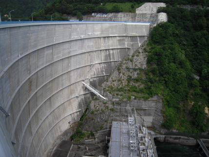八木沢ダム