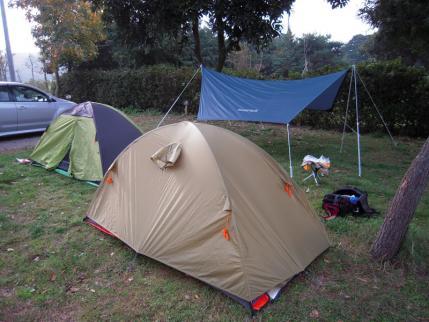 キャンプツー1
