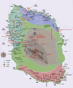 伊豆大島map