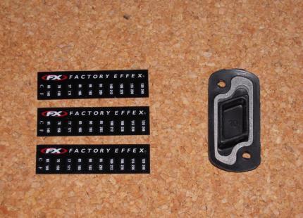 Fブレーキ&温度ステッカー
