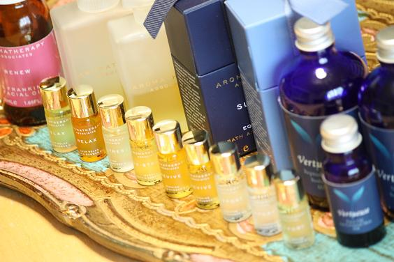 aromatherapy Oct 27 09