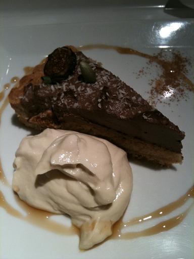 mocha choco tart Nov 09