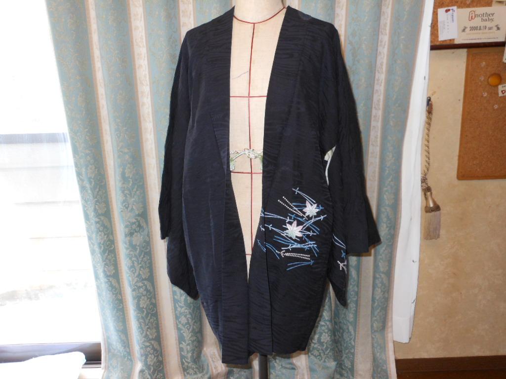 着物リメイク前羽織
