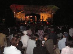 鎮守の森コンサート①