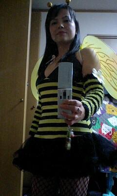 ハロウィーン~Honey bee