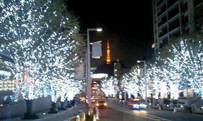 六本木Hills_illumination