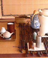 お茶(夏の手前)
