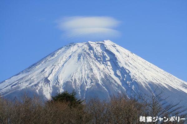 朝霧 富士