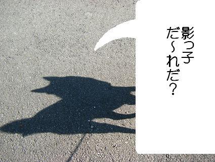 影っこだ~ぁれだ?1