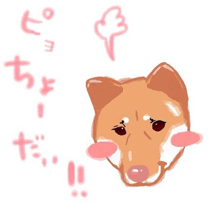 ブログサイズクッキーちゃん1絵2