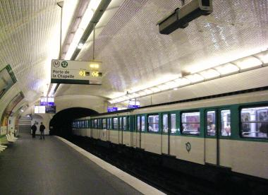 230_metro in Paris