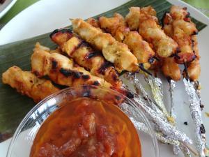 076_Balinese cooking