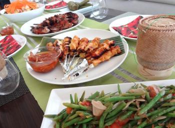 074_Balinese cooking