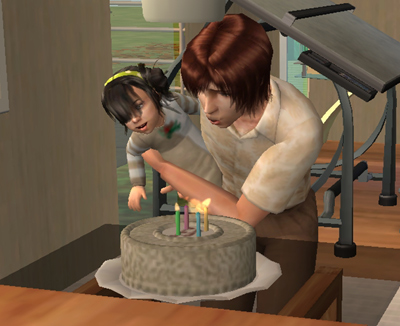 ケイト誕生日