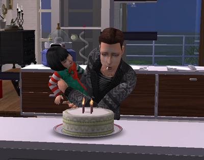 マリエラ誕生日
