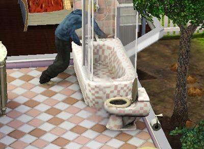 お風呂のアップグレード