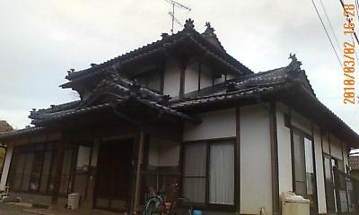 家の外観2