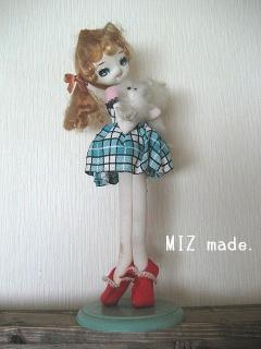 ポーズ人形a