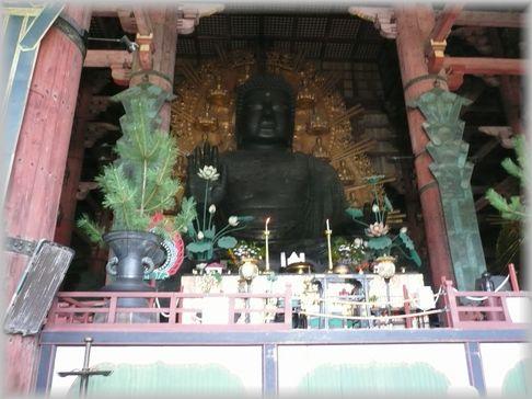 奈良・大仏