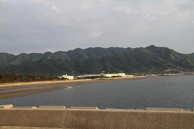 豊浜町夕映え公園1
