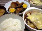 豆腐のラザニア
