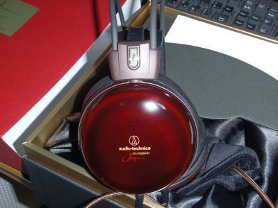 W3000ANV 50周年 限定 ヘッドホン オーディオテクニカ ハウジング