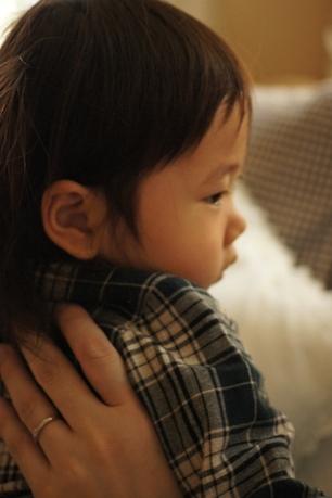 1歳8カ月のひ~ちゃん