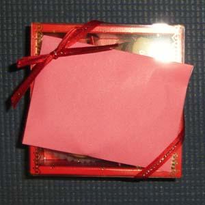 プレゼント&メッセージカード