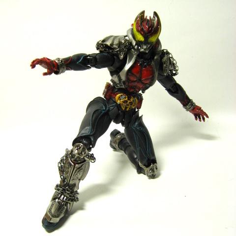仮面ライダーキバ 005