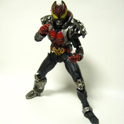 仮面ライダーキバ 004