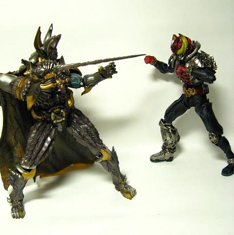 仮面ライダーキバ 069