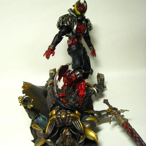 仮面ライダーキバ 051