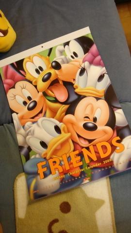ディズニーの表紙