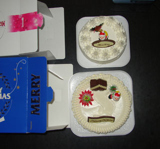 ヤマザキケーキ