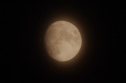 月はいつもそこにある