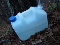 樹液タンク