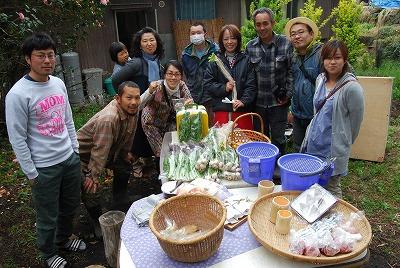森のたね 富士山田舎暮らし ぶつぶつ交換