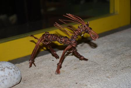 0175銅馬