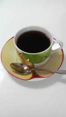 くみちゃんのコーヒー