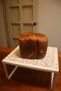 明日のパンが焼けました