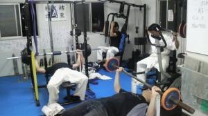 トレーニング1