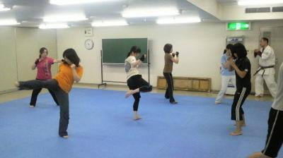 空手教室1