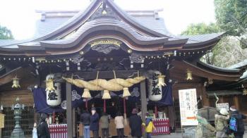 櫛田神社1