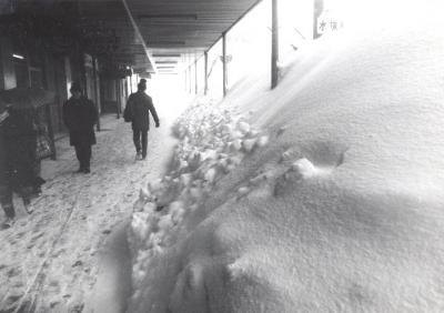 融雪設備111