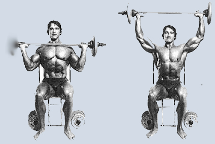 肩筋肉トレーニング