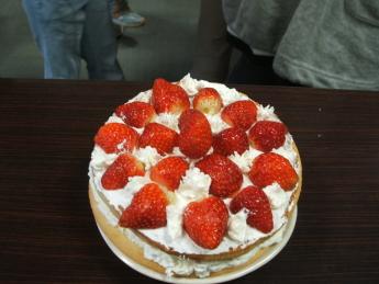 海人ケーキ