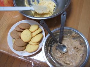 久々のクッキー