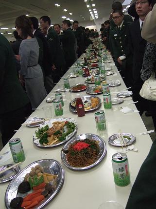 a昼食会テーブルDSCF7917