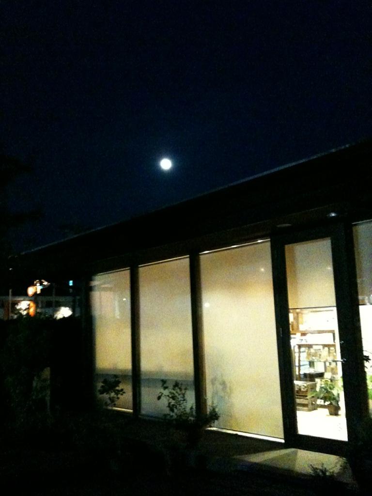 夜空とM・CAFE