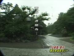雨の達磨寺
